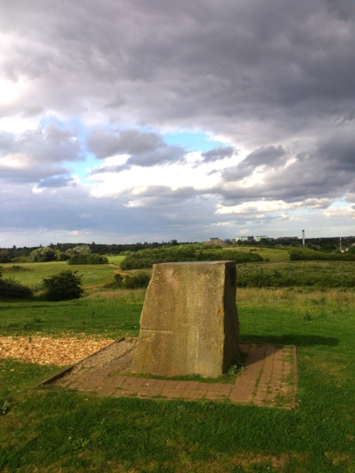 The Millennium Monolith stone