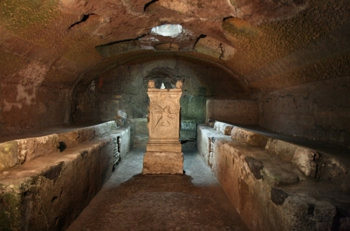 mithraeum-san-clemente